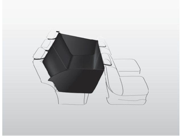 Husa de Protectie Auto Tip Cos 1.50x1.35 m 1348