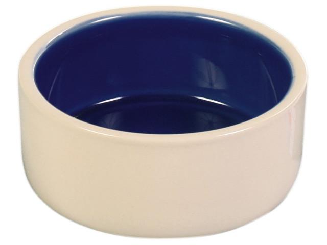 Castron Ceramica 0.3 l/12 cm Crem/Albastr. 2450