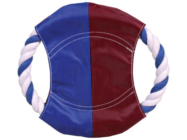 Jucarie Set Frisbee Sfoara cu Nod Minge Aport 3499