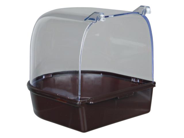 Cadita Plastic Acoperit 15x13x13 cm 5401