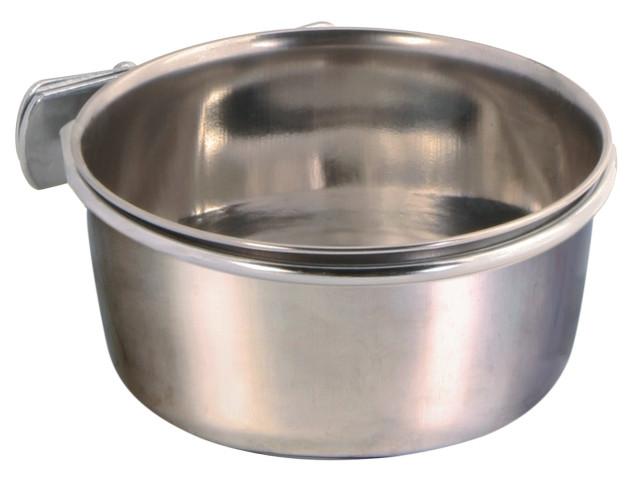Hranitor-Adapator Inox Pasari 300 ml cu Suport 5497