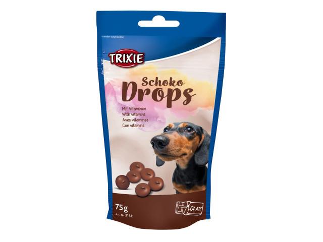 Drops Caini Ciocolata 75 g 31611