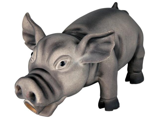 Jucarie Porc Latex cu Sunet Original 17 cm 35490