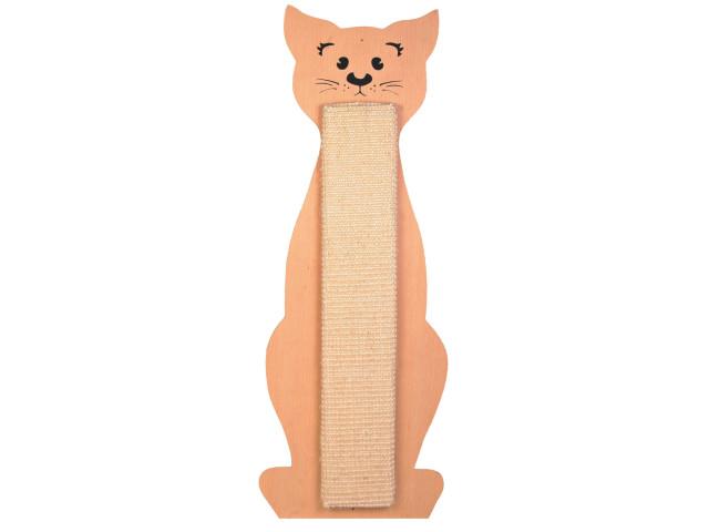 Sisal In Forma de Pisica 21x58 cm Bej 43161