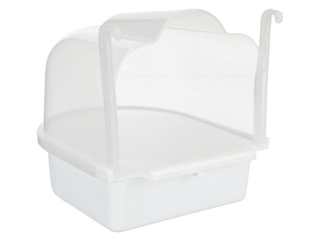 Cadita Plastic Acoperit 15x17x18 cm 54033