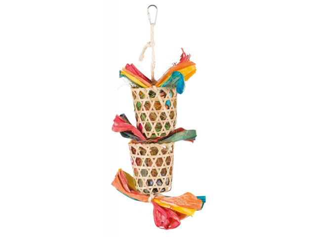 Jucarie pentru păsări 35 cm 58990 COD: 4011905589909