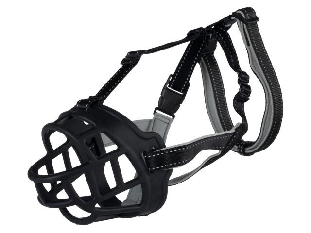 Botnita Silicon Flexibil L-XL Negru 17615