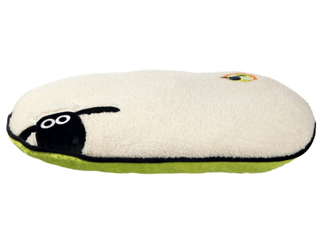 Shan The Sheep Pernita Shan Oval 95x60 cm Crem/Verde 36878