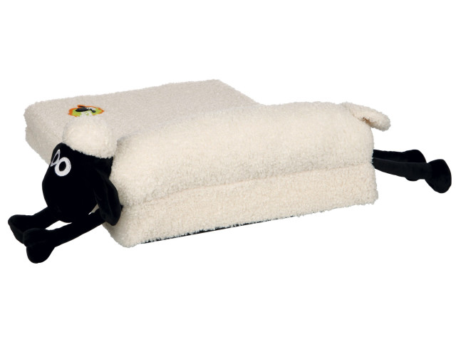Shan The Sheep Pernita Shan 80x55 cm Crem 36891