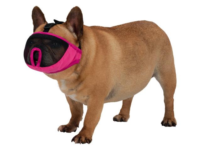 Botnita pentru Caini cu Bot Scurt (Turtit ) XS-S Pink 17620