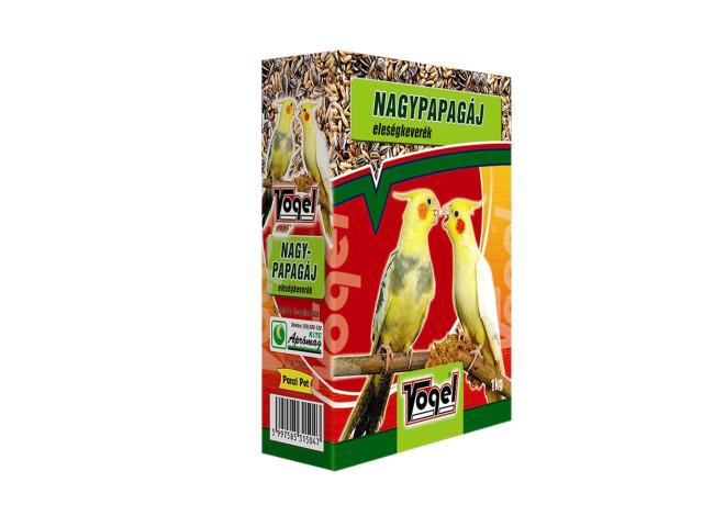 Vogel 1 kg Nimfe