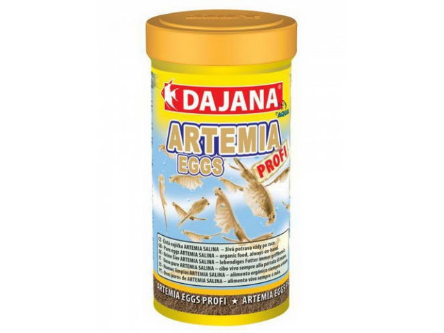 Artemia Eggs Profi 250 ml Dp210B