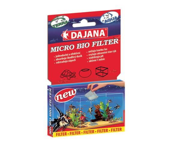 Micro Bio Filter Dp703