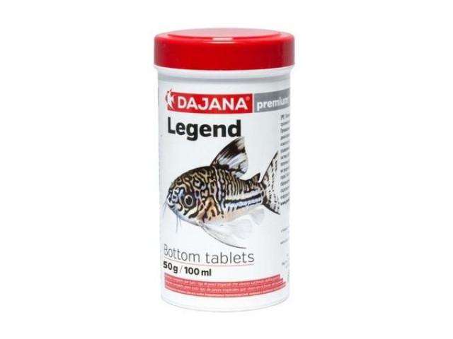 Legend Bottom Tablets 100ml, Dp054a1