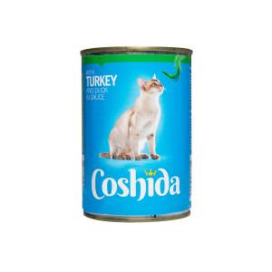 Conserva Cat Coshida 415 g Vanat (R)
