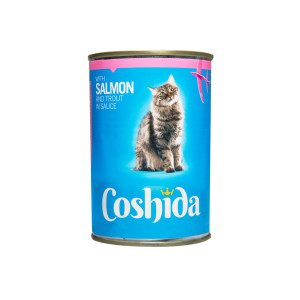 Conserva Cat Coshida 415 g Somon (R)