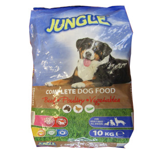 JUNGLE DOG 10KG