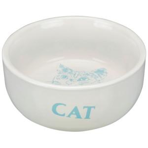 Castron Pisica Ceramica 0.3 l/11 cm 4010
