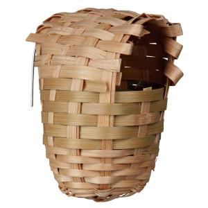 Cuib exote bambus 9x10cm 5600