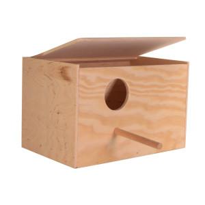 Cuib lemn nimfe 30x20x20cm 5631