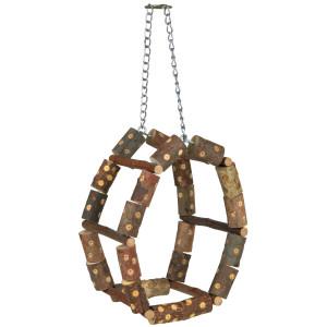 Jucarie leagan carusel cu lant 11x17x17cm 5894