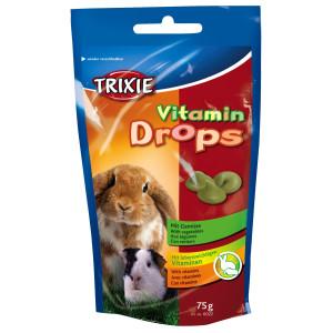Drops Vitaminizat cu Legume pentru Rozatoare .75 g 6022