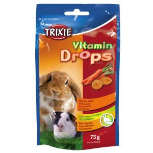 Drops Vitaminizat cu Morcov Rozatoare 75 g 6023