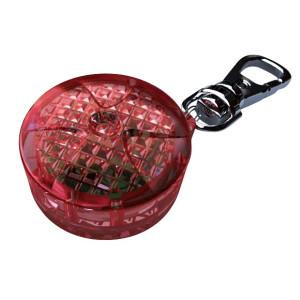 Flasher pentru Caini si Pisici 2.5 cm Rosu 13441