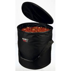 Recipient Nylon pentru 25 kg Hrana 40 cm/44 cm Negru 24662