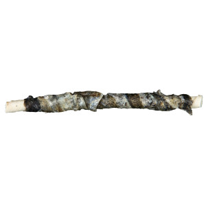 Baton Piele Rasucit Dentafun cu Peste 10 buc/75 g/12 cm 31387