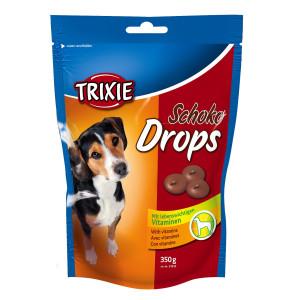 Drops caini ciocol.350g 31614