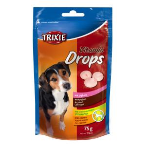 Drops caini iaurt 75g vitam 31641