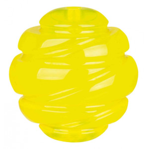 Jucarie Sporting Ball Plutitor Tps 8 Cm Galben 32841