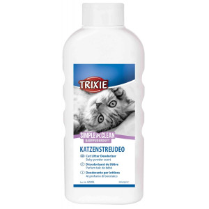 Odorizant litiera Simple'n'Clean Baby Powder 750 g 42406