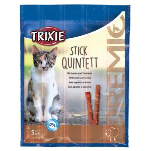Batoane Quadro-Sticks Miel/Curcan 5x5 g 0 42723