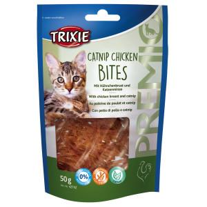 Recompense Fisii Pisica cu Pui si Catnip 50 g 42742