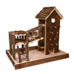 Loc de Joaca Birger 36x33x26 cm pentru Hamsteri 61642