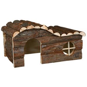 Casuta lemn iepuri hanna 43 x 22 x 28 cm 62053