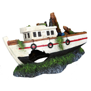 Decor Barca 15 cm 87818