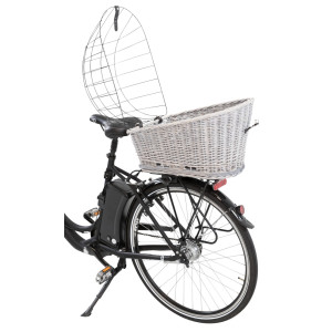 Cos pentru Bicicleta 35 x 49 x 55 cm gri 13114
