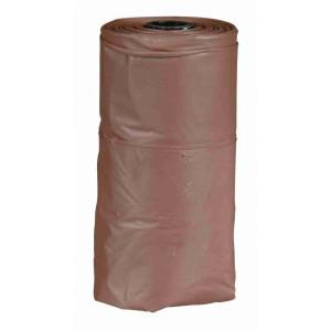Pungi igienice biodegradabile,4role a 10buc,maro 23470