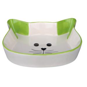 Castron Ceramica Cap de Pisica 0.25 ml/12 cm/4 Nuante 24494