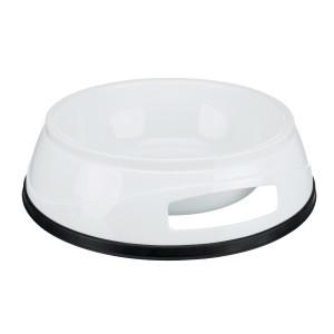 Castron plastic cu greutate antiderapant 1.5l/20cm 24953