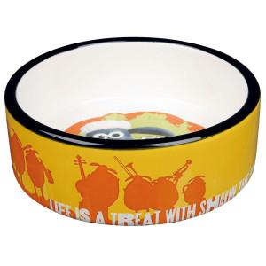 Castron ceramic shaun the sheep, shaun 0.8l/16cm orange 25041