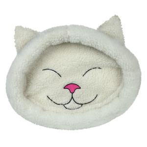 Pernita Mijou 48x37 cm Crem Cap Pisica 28632