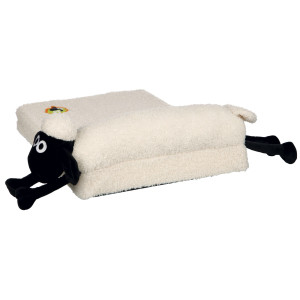 Shan The Sheep Pernita Shan 80x55 cm Crem 36891
