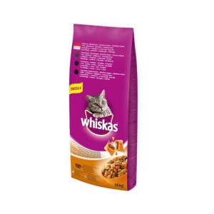 Whiskas Uscat 14 kg Vita