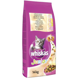 Whiskas Uscat 14 kg Junior