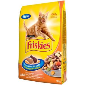 Friskies Cat Pasare 10 kg