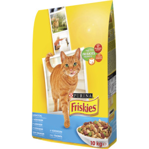 Friskies Cat Peste 10 kg (R)